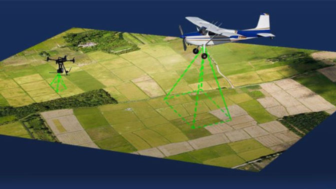 aerial-surveying-with-a-manned-aircraft-