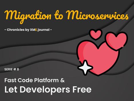 Let Developers Do Their Job with the XME.digital platform