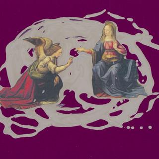 Annunciation by Liron.