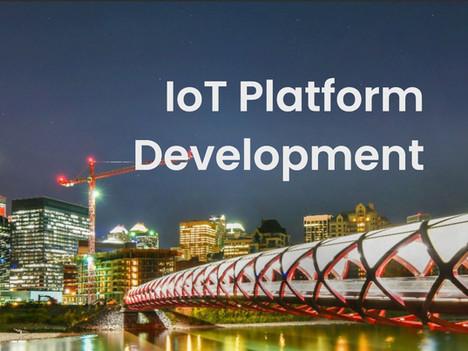 IoT Platform Development. How to start with an IoT low code platform