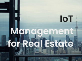 IoT Management For Real Estate
