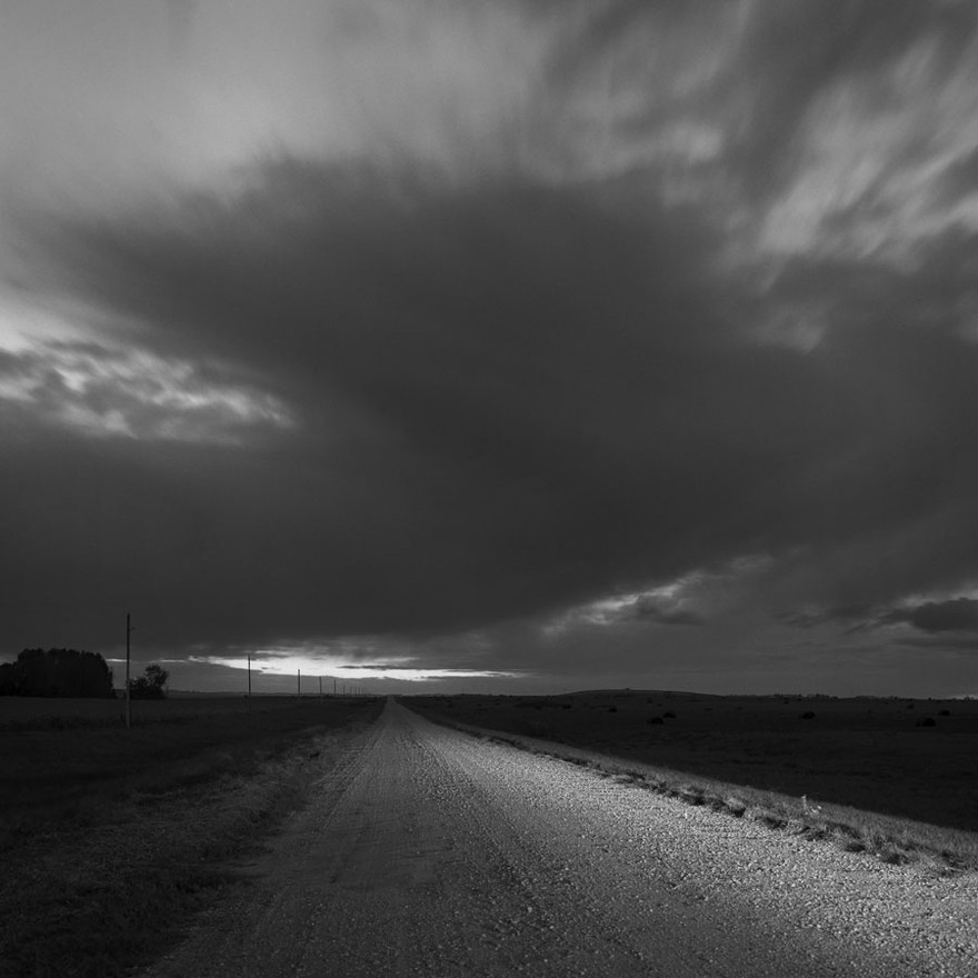 West of Tolna, ND