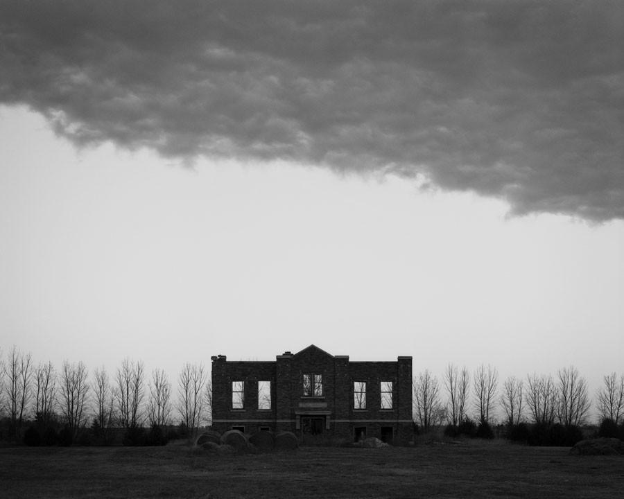 Falsen School, Verendrye, ND