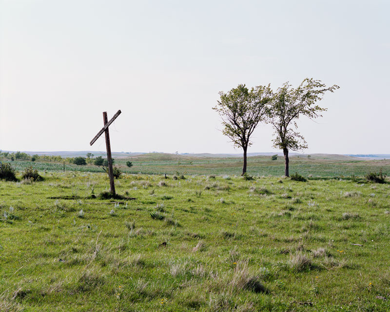 Clothes Line near Strasburg, ND