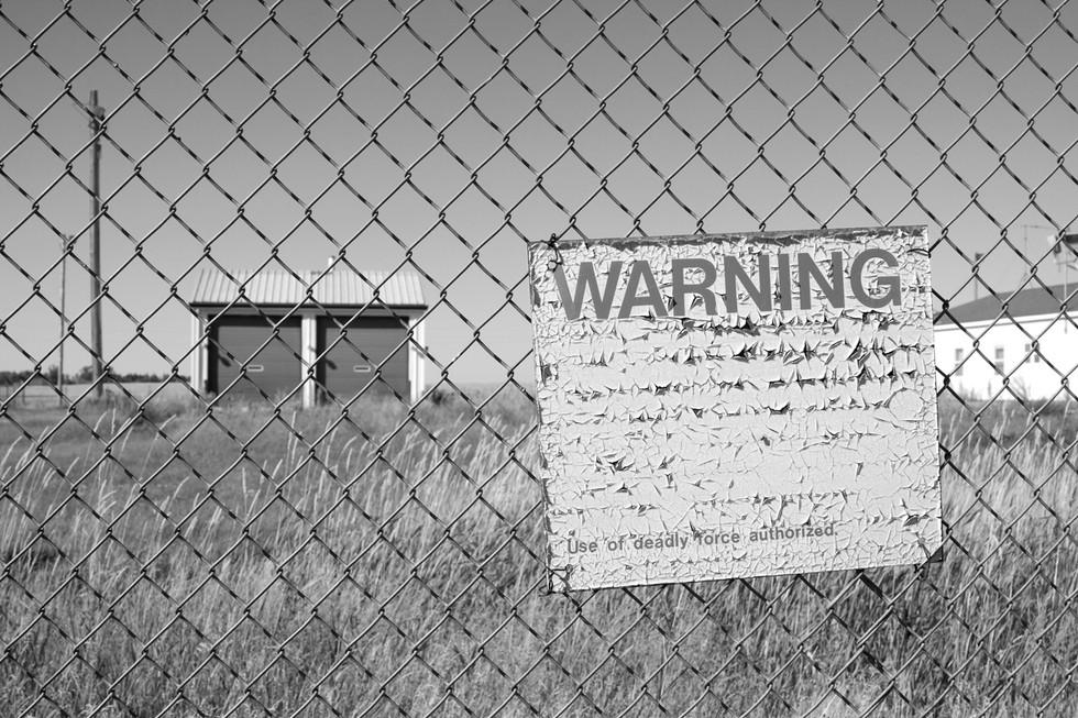 Missile Alert Facility Alpha-Zero