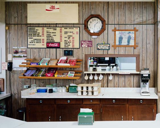 Cafe, Hannah, ND
