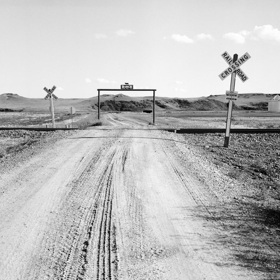 West of Haynes, ND