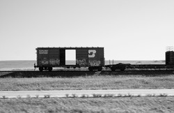 West of Ordway, SD