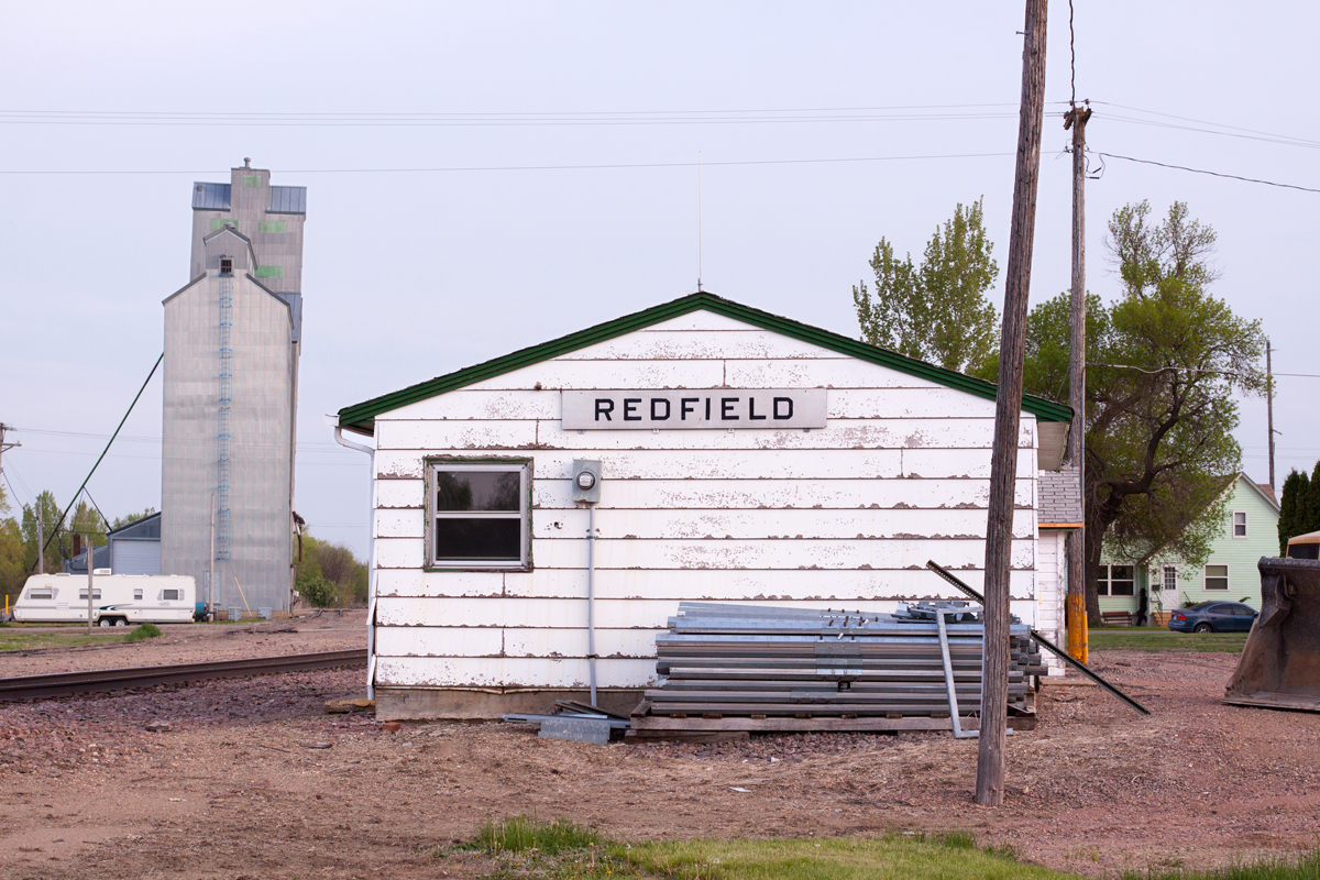 Redfield, SD