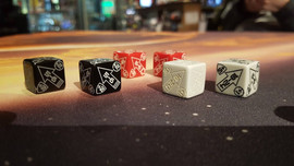 Battletech Dice