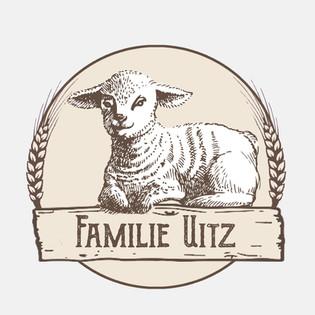 """""""Familie Uitz"""": Website & Branding"""