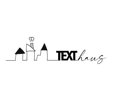 """""""Texthaus"""": Logo & Website"""
