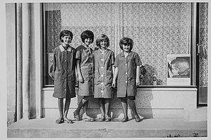 Friseur Mausser Familienfoto