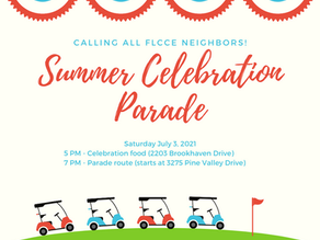 Summer Celebration Parade