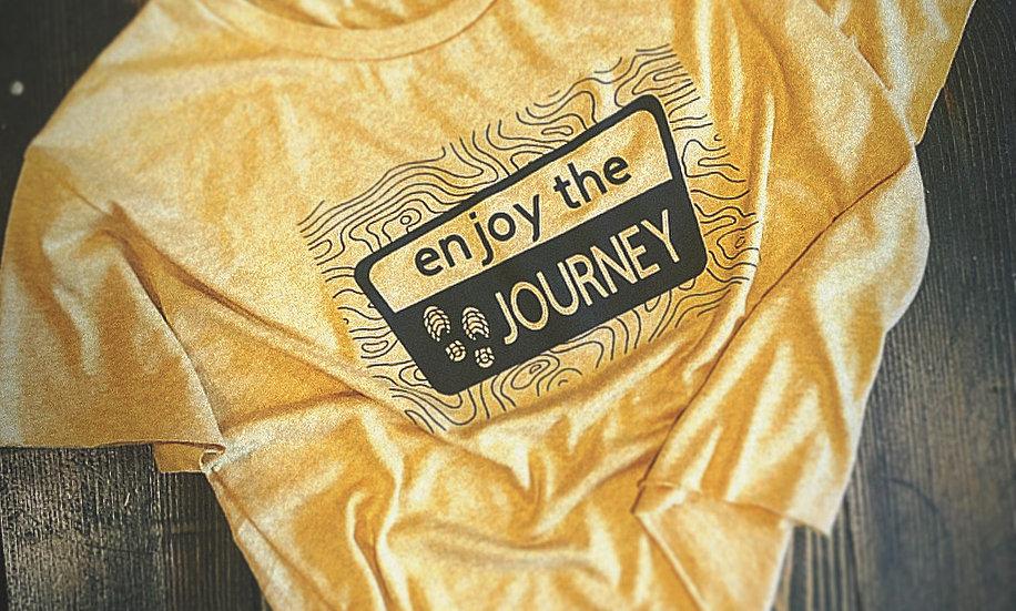 Enjoy the Journey Crop Top