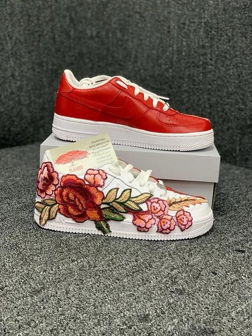 Nike Air Force 1 Custom 'Floral'