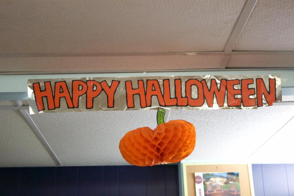 HAPPY HALLOWEEN FROM MITCHELL'S