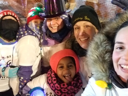 Photos from Beverly's First Night Parade