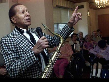 Happy 100th Birthday Alvin!