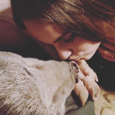 Good night Kiss