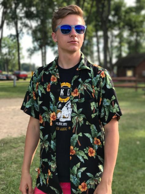 Austin | Age: 18 | Newport, MI