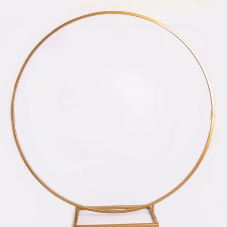 2m Gold Hoop