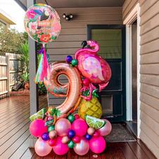 Tropical Flamingo  $170 ex gst
