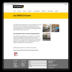 AS-Systeme - Varioflex