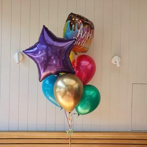 Helium Balloons + Foils start at $32 ext gst