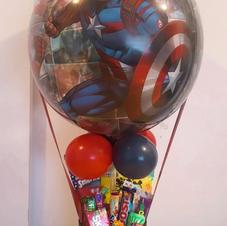 Avengers Lollie Hamper $100