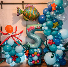 Under the Sea Party Set up $375 ex gst