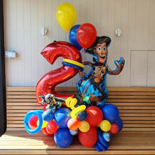 Toy Story Single Digit $140 ex gst