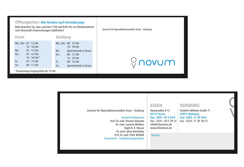 Patienten-Visitenkarte