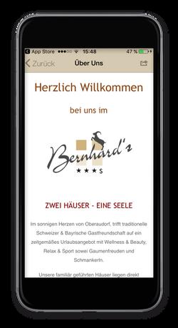 Bernhards - Restaurant