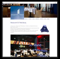 Panorama Tower - Restaurant