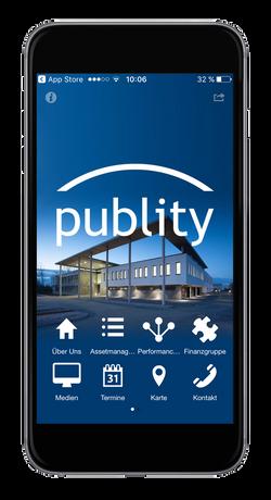 publity - mobile