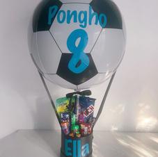 Soccer Ball Hamper $110