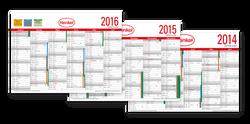 Jahresplaner für Henkel