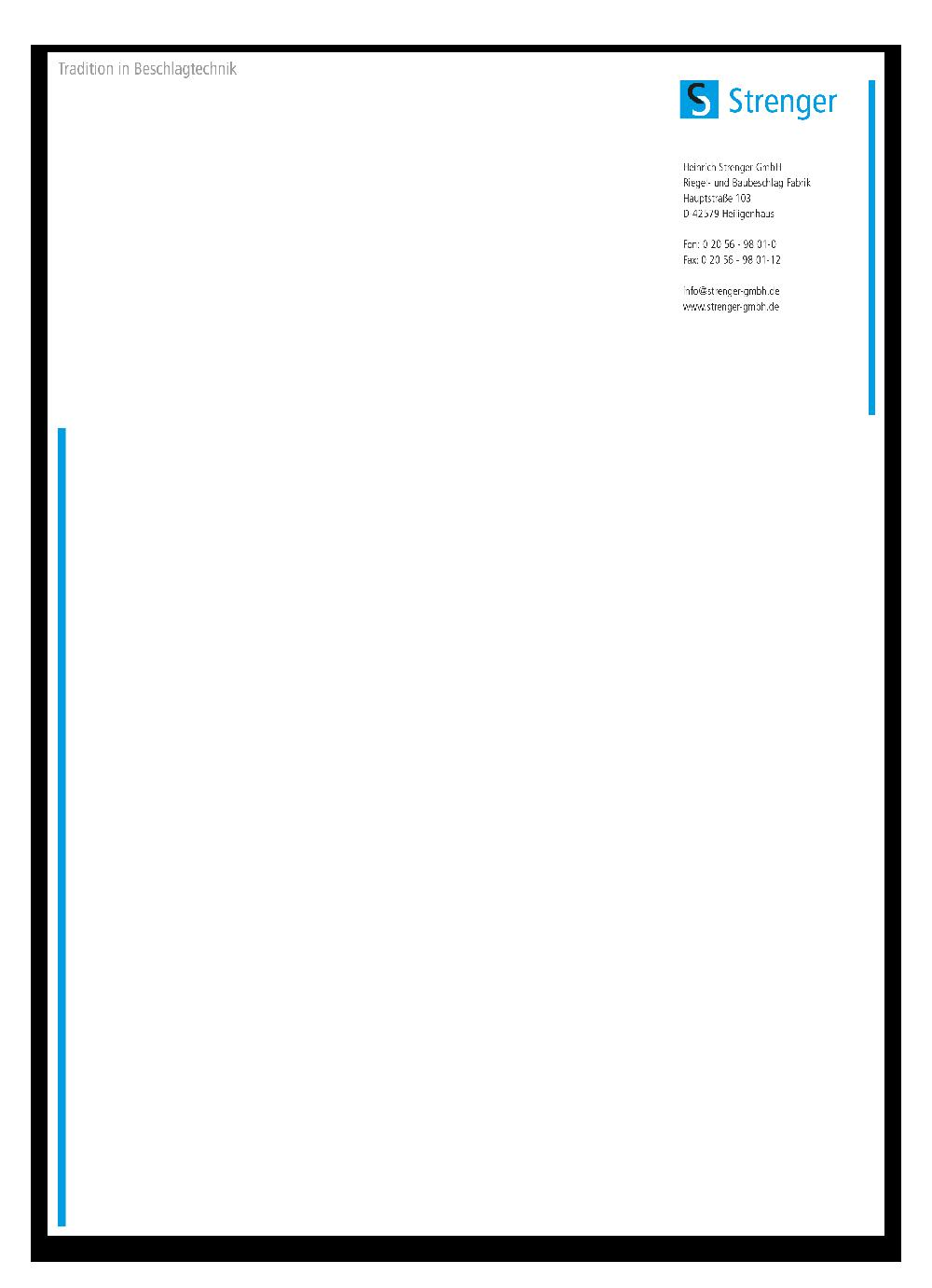 Relaunch Briefkopf