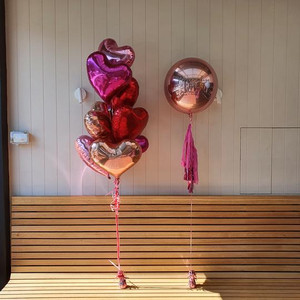 Heart and Orb Bundle $135 ex gst