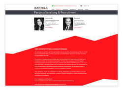 Bartels Recruiting Experts