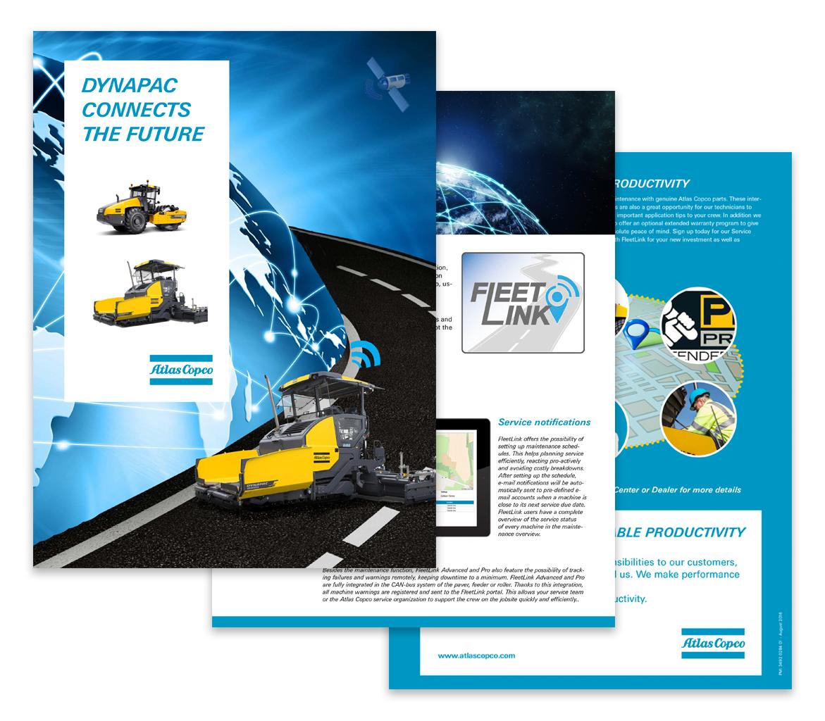 FleetLink Brochüre