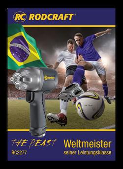 WM-Promotion Plakat