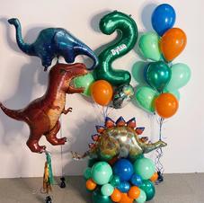 Dinosaur Set Up $170