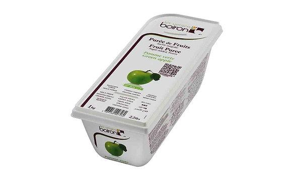 Purée de Pomme verte sucrée surgelée BOIRON