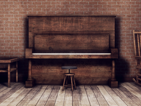 Welcome to the Piano Sunday blog...