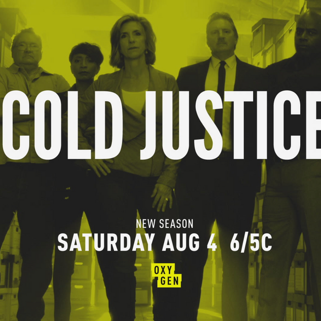 Cold Justice Trailer - Oxygen