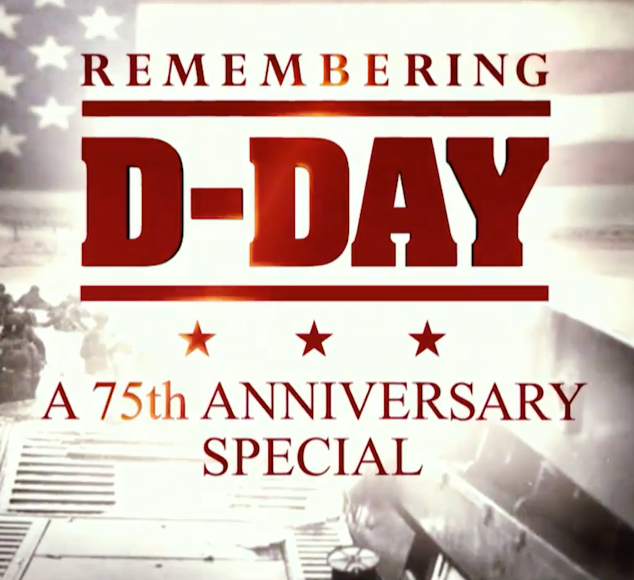 Remembering D-Day - 75th Anniversary (Fox News US)