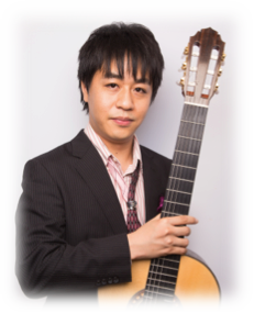 Mr Yuki Osa - classical guitar