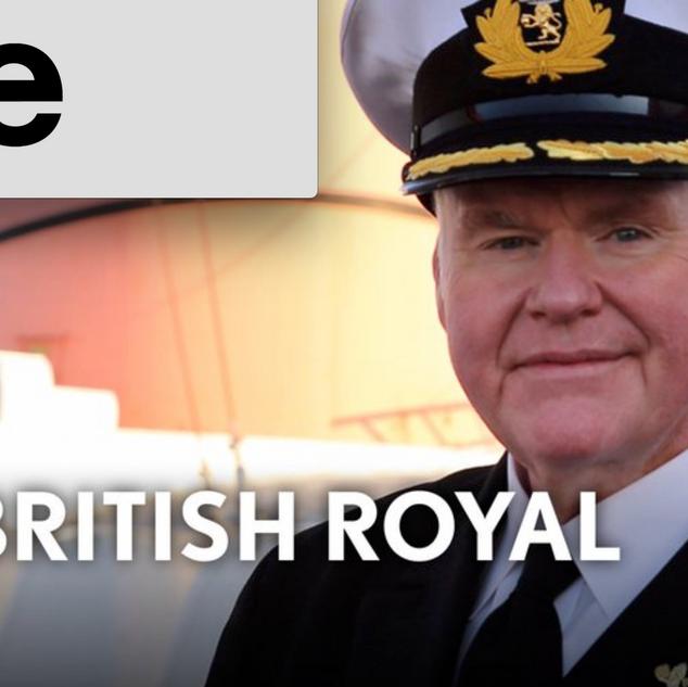 Great British Royal Ships - Channel 5 UK